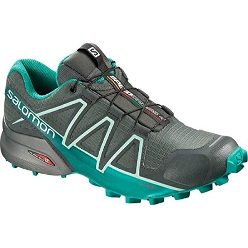 (サロモン) Salomon レディース ランニング?ウォーキング シューズ?靴 Speedcross 4 GORE-TEX Trail Running Shoe [並行輸入品]