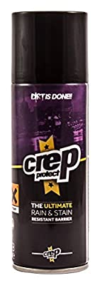 Crep Protect Rain & Stain Shoe Protection Repel Spray