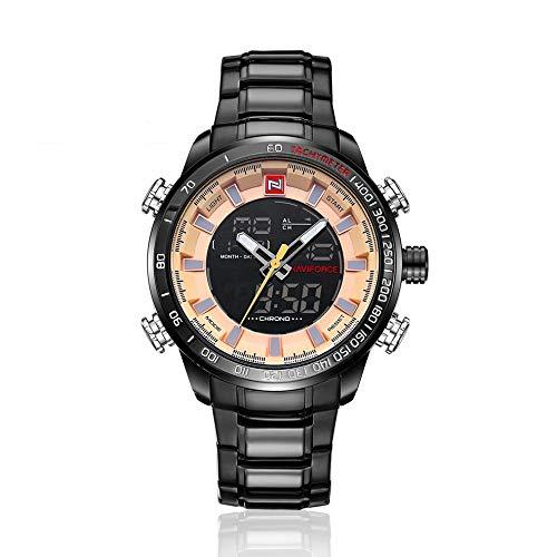Petterson Relojes para Hombre Marca de fábrica de Lujo Reloj de Pulsera Famoso para Hombre Dial