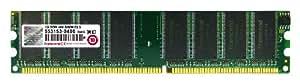 Transcend JM388D643A-5L 1GB JetRam DDR400 DIMM