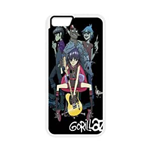 Generic Case Gorillaz Band For iPhone 6 4.7 Inch Z7AS118335