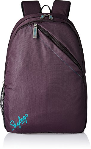 Skybags Brat 21 Ltrs Purple Casual Backpack (BPBRA6PPL)