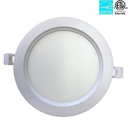 meet 9d6ad bee8e Green Canada LED 6Inch 15W 1000LM LED recessed slim pot light,IC-rated slim  downlight / ceiling light with Junction Box, Dimmable ETL/Energy Star ...