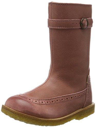 Bisgaard Unisex-Kinder Stiefel Pink (712-1 Nude)