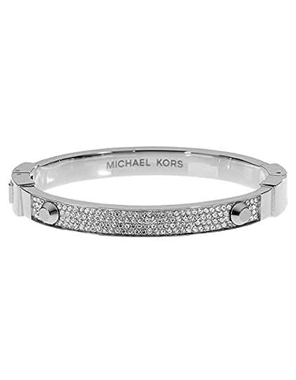 8e2e526a1d810 michael kors rose gold logo bracelet Sale