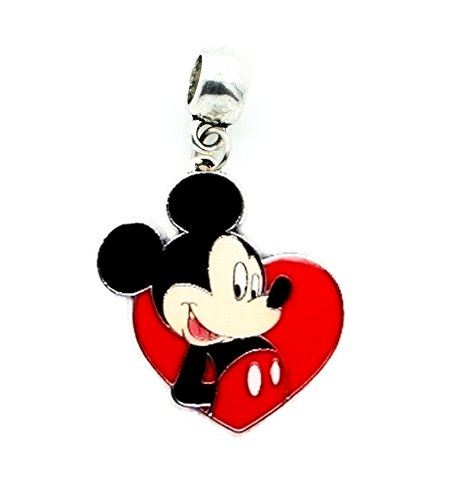 Mickey Mouse Pendant Charm