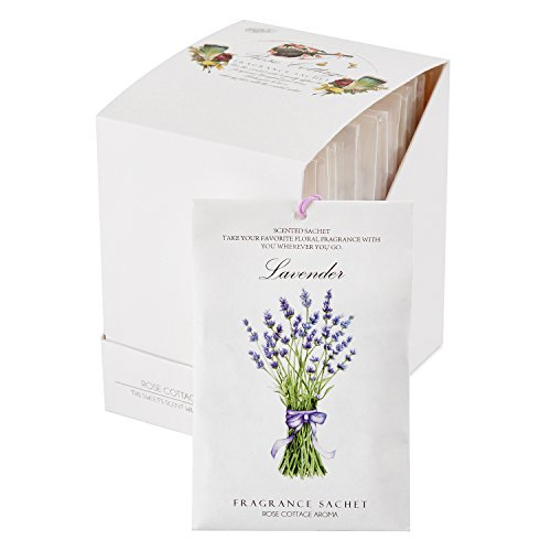 Lavender Scented Sachets Drawer Closet product image