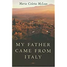 MY FATHER CAME FROM ITALY