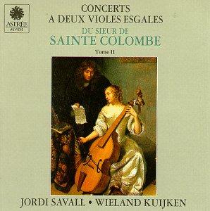 Concerts for 2 Solo Viols, Vol. 2