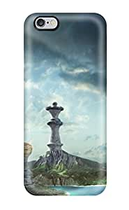 Jim Shaw Graff's Shop 2549216K96973608 Waterdrop Snap-on Chess Land Case For Iphone 6 Plus