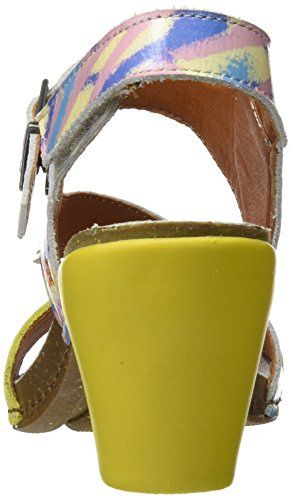 Art Women's 0211f Fantasy I Feel Open Toe Sandals Multicolour (Arlekin 2) 5TaZ2pmE