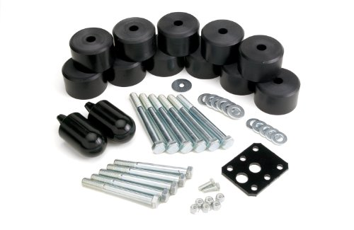"JKS 9904 1-1/4"" Body Lift System for Jeep TJ"
