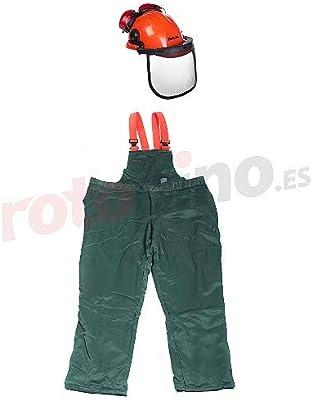 Makita 988001623 - Ropa de protección XL (casco pantalones) Makita ...