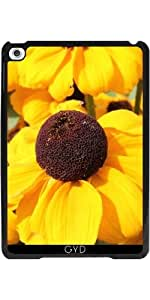 Funda para Apple Ipad Mini 4 - Flores De Color Amarillo Brillante by Christine aka stine1