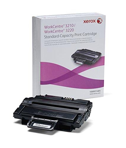 Genuine Xerox Black Toner Cartridge for the WorkCentre 3210/3220, 106R01485