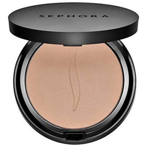 SEPHORA COLLECTION Matte Perfection Powder Foundation 18 Golden Linen 0.264 oz