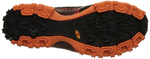 La Sportiva Bushido Flame - Zapatillas de running, color rojo