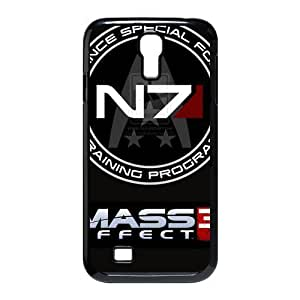 EVA Mass Effect Samsung Galaxy S4 I9500 Case,Snap-On Protector Hard Cover for Galaxy S4 WANGJING JINDA