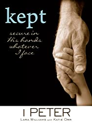 Kept: Secure in His Hands Whatever I Face (A