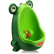 Foryee Cute Frog Potty Training Urinal for Boys with...