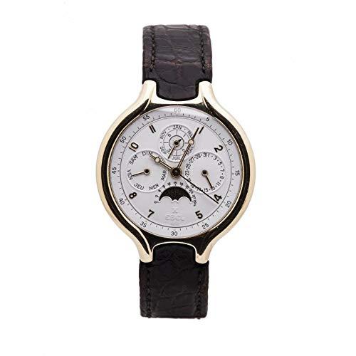 Ebel Beluga Automatic-self-Wind Male Watch 8129960 (Certified - Beluga Ladies Wrist Watch