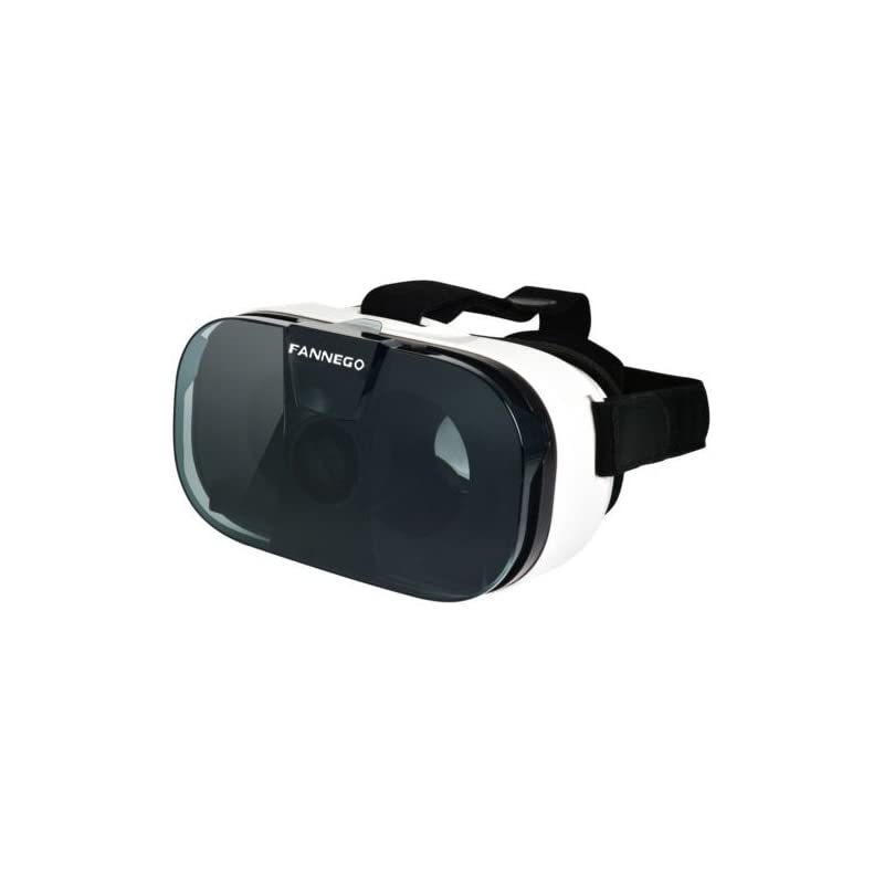 FANNEGO 3D VR Headset Virtual Reality Gl