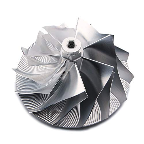 - Billet Compressor Wheel for 1994-2003 Powerstroke 7.3 TP38&GTP38 Turbos