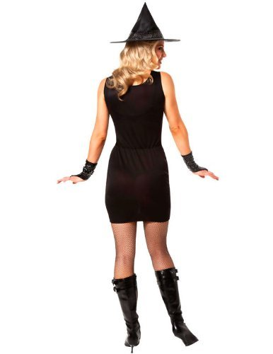 Black Witch Costume - Small