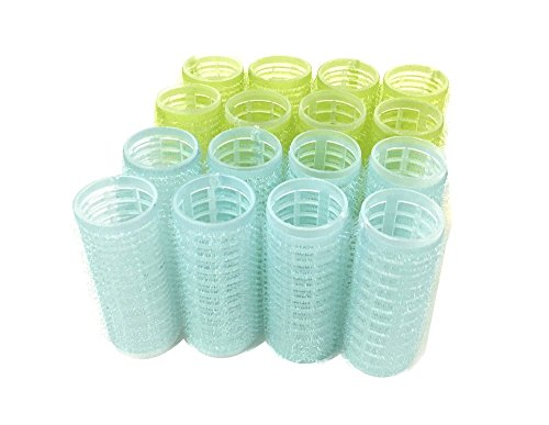 Medium Size Self Grip Hair Rollers Pro Salon Hairdressing Curlers by HAIR ROLLERS (Image #4)