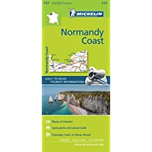 Normandy Coast Zoom Map 117