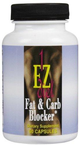 Maximum International 1 Ez Diet Fat/C Bl 60 Cap by Maximum International (Image #1)