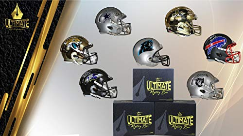 - Autographed Football Helmet Edition - The Complete NFL Series
