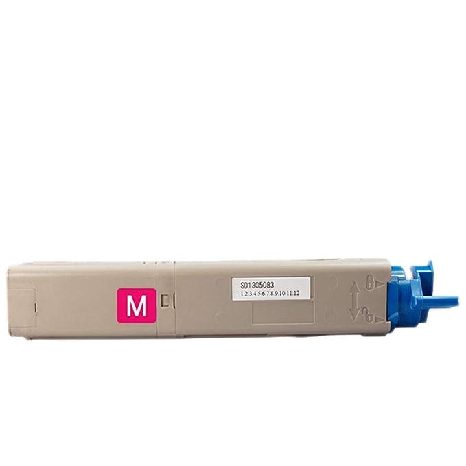 Compatible Oki C3450 Cartucho de tóner para Oki C3600 C3400 C3300 ...