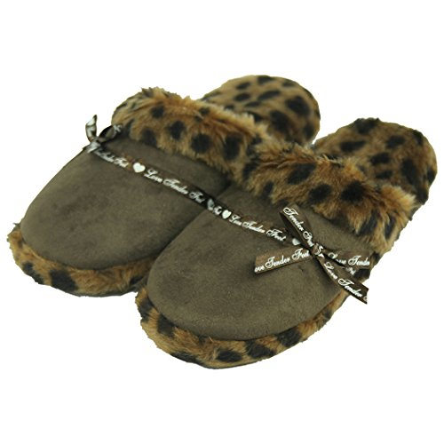 Warm Slippers Home House Down Winter Khaki Plush Mules Women's Insulated Quilted Indoor Slipper gwTZOqT