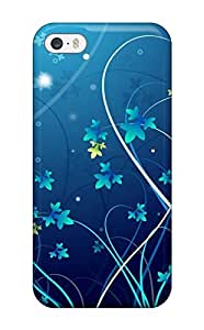 9ipod touch429501K341819ipod touch45 Sanp On Case Cover Protector For Iphone ipod touch4 (vector Flowers)
