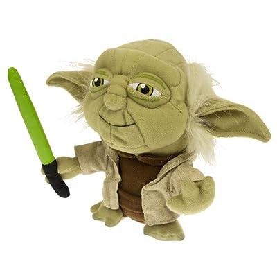 Yoda Big Head 7 Plush from Comic Images