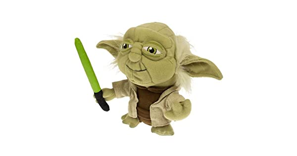 Amazon.com: Comic Images Super Deformed Yoda peluche: Toys ...