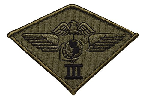 (3rd Marine Air Wing Patch)