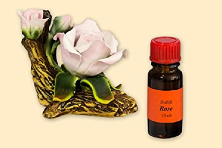 Porcelain Flower with White - rosaner Blossom Porcelain with A ...
