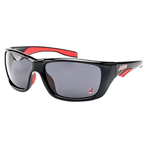 California Accessories MLB Cleveland Indians RetroWear Polarized Sunglasses Cleveland Indians Sunglasses