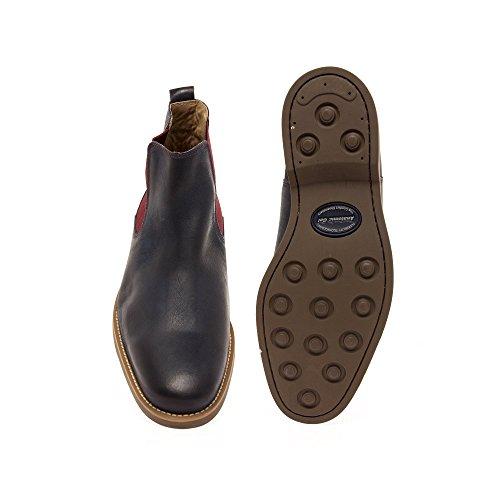 Anatomic & Co ,  Herren Chelsea Boots Navy