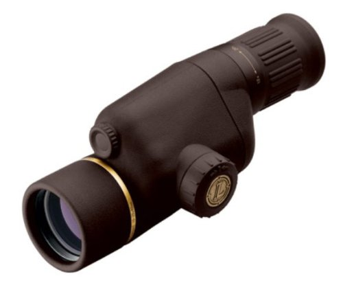 Leupold GR Compact Spotting Scope, Brown, 10-20 x 40mm
