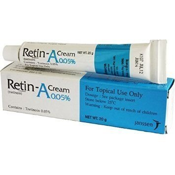 1 Pack 20g. 0.05% Cream Reduce Wrinkles, Blemishes, Age Spots and Blotches