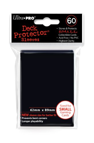 Ultra Pro Card Supplies Deck Protector Sleeves, Black,, used for sale  Delivered anywhere in Canada