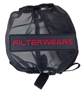 FILTERWEARS Black Water Repellent Pre-Filter K239K Fits K&N Air Filter PL-1004 POLARIS TRAIL BLAZER 250, POLARIS RANGER RZR 170
