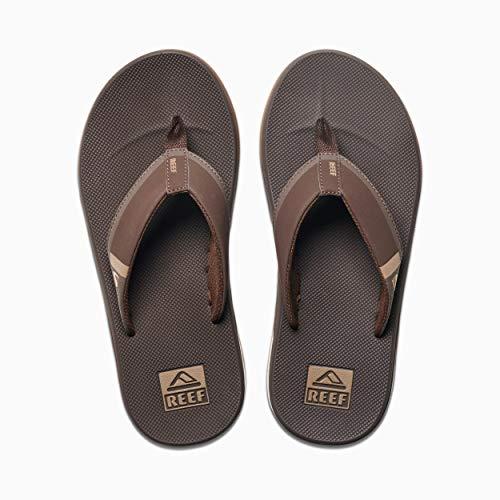 Reef Fanning Low Mens Sandal Brown (Reef Footwear Sandals)