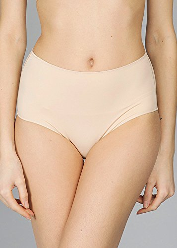 Lejaby Women Underwear Briefs - Maison Lejaby 5304-03 Women's Invisible White Knickers Panty Full Brief XXLge