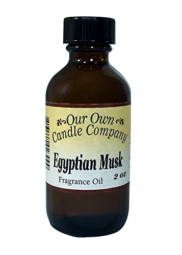 Our Own Candle Company Fragrance Oil, Egyptian Musk, 2 oz