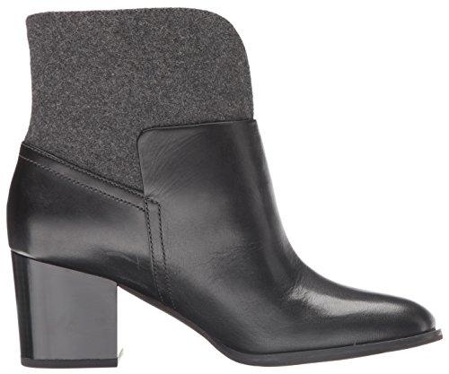 Black Grey Women's Dale West Dark Boot Nine Y4IPBwqn