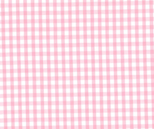 Gingham 1/4 Checkered Poly Cotton Fabric Prints - 59/60